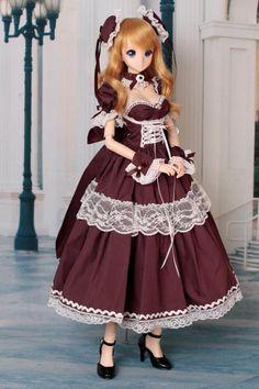 Kizuna Yumeno Smart Doll by DollForis
