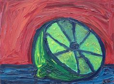 Official website for expressionist oil painter Annie Swarm Guldberg, aka Oil Painter Annie. See original works, shows and events, and art for sale. Oil Painters, Art For Sale, Annie, Lime, Symbols, Artist, Painting, Limes, Artists