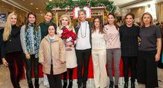 Αθρόα προσέλευση στο Χριστουγεννιάτικο Bazaar του Συλλόγου Ελπίδα (pics)