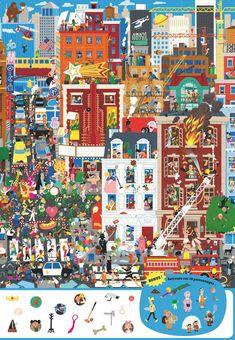 http://www.amazon.com/Cherche-trouve-Annabelle-Balicevic-Benjamin/dp/2733821865 Cherche et trouve Géant - Benjamin Bécue - Annabelle Mège - Didier Balicevic - Éditions Auzou