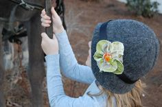 Looking for your next project? You're going to love Cloche Hat Pattern Pieces by designer mymagicmo5540190.