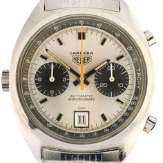1969 Heuer Carrera ref.1153 S by Timeline Watch
