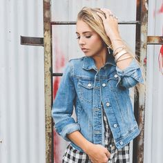 This denim jacket must have is available online.
