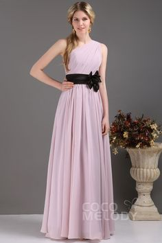 Hot+Selling+Sheath-Column+One+Shoulder+Chiffon+Bridesmaids+Dress+COSF14001