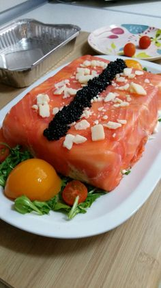 I just love salmon