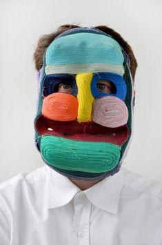 Bertjan Pot 'Masks'