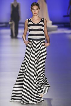 The Style Examiner: Têca by Helô Rocha Spring/Summer 2014 Fashion Prints, Fashion Art, Runway Fashion, Fashion Show, Womens Fashion, Diy Clothes, Clothes Dye, Spring Summer Fashion, Ideias Fashion