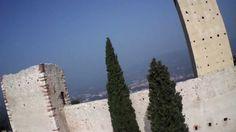 2012/10/21 - Nel castello di Montorio - Video AR.Drone 2.0