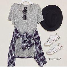 Image via We Heart It #cool #fashion #girl