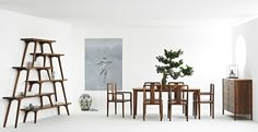 Modern Chinese furniture design at NeochaEDGE