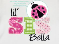 MCA Ladybug - $2.00 : MCA Applique, Designs And Supplies