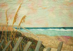 Judy Lilly arte del paisaje edredones