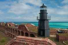 Fort Jefferson in Dry Tortugas National Park, Florida. Your Best Travel Photos of 2013 Contest - SmarterTravel.com