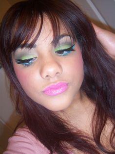Nicki Minaj viva la glam inspired