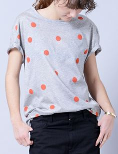 I'm a fan of some polka dots.
