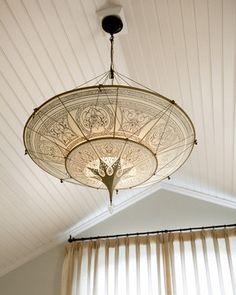 Clay Steet - Light Fixture - contemporary - spaces - san francisco - Holly A. Kopman Interior Design
