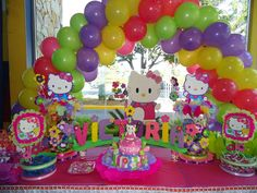 Hello Kitty Birthday Party Ideas | Photo 2 of 10 | Catch My Party