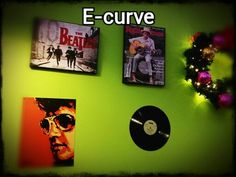"""Christmas at e-curve. 5th Dec 2014, Fri. Theme:""""Rolling Christmas""""....-Welcome to the rock & roll era..."""