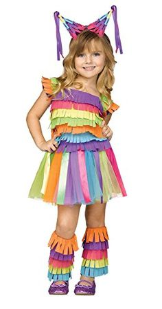 Find a Pinata Costume For Halloween. Here you'll find kids pinata costumes, adult pinata costumes, sexy pinata costumes, mexican group costumes, toddler pinata costumes and more! Horse Costumes, Dress Up Costumes, Group Costumes, Boy Costumes, Costumes For Teens, Toddler Costumes, Children Costumes, Pinata Halloween Costume, Fun World