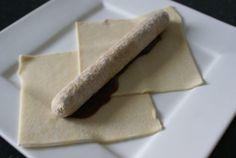 Frikandelbroodje uit de Airfryer
