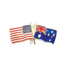 USA Made 250 American Flag Fabric Awareness Ribbons Bag of 250 Lapel Ribbons with Clutch Pins