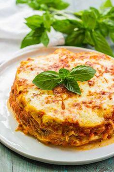 Incredibly Easy Instant Pot Lasagna