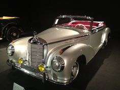 1953 Mercedes-Benz 300 S Roadster at the RM Auctions, Paris, February 5, 2014