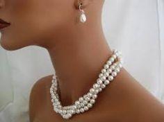 Risultati immagini per perle per la sposa