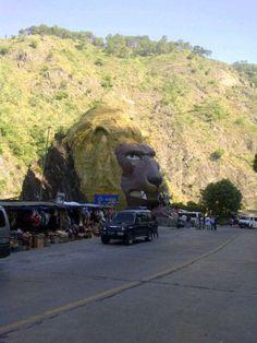 Lion's Head, Baguio City