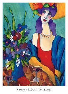 Madame LeDuc by Tom Barnes