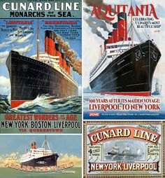 Cunard Line: A Legend of Seas Celebrates its 175th Anniversary
