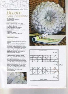 I Like The Bows And Flowers In The Mid Bedlinensilike - Diy Crafts - Marecipe Smocking Tutorial, Smocking Patterns, Sewing Patterns, Crochet Patterns, Sewing Pillows, Diy Pillows, Embroidery Stitches, Hand Embroidery, Diy Pouf