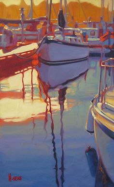 Mark Heine: light airs Love your work Mark.thanks for sharing Pastel Drawing, Pastel Art, Landscape Art, Landscape Paintings, Photographie Street Art, Paintings I Love, Pastel Paintings, Horse Paintings, Boat Painting