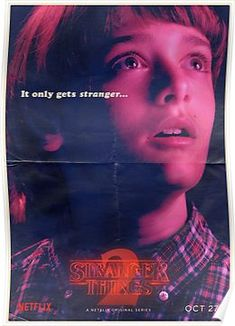 Stranger Things, Will Byers Poster