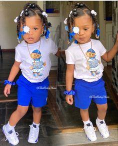 Little Girl Swag, Cute Little Girls Outfits, Kids Outfits Girls, Toddler Girl Outfits, Cute Mixed Babies, Cute Black Babies, Beautiful Black Babies, Black Baby Girls, Cute Baby Girl