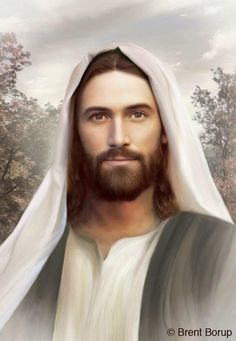 Jesus Christ is the literal Son of God and the Savior of the world. Jesus Christ is assisted by earthly Apostles now as He was during His ministry. Images Du Christ, Pictures Of Jesus Christ, Image Jesus, Jesus Painting, Lds Art, Jesus Christus, Jesus Face, Light Of The World, Jesus Is Lord