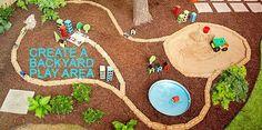 De belles idées pour les carrés de sable - Wooloo
