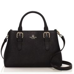 "Authentic Kate Spade Cove Street Provence ""Brand New"" Black Kate Spade Cove Street Provence bag kate spade Bags Satchels"