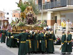 Procesiones de Semana Santa, Hellin, España.