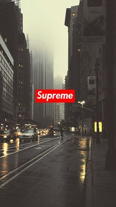 Supreme // Fond d'ecran // Iphone Wallpaper // Tendance // Logo // Fashion // clothing // Life Style