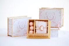 Bomboniera di nozze, un cadeau de mariage scelto con il cuore