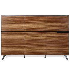 400 Series Cabinet Zebrano