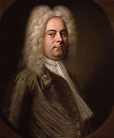 George Friederich Händel (1685-1759)