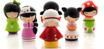 Heroes Dolls from Momiji #dolls