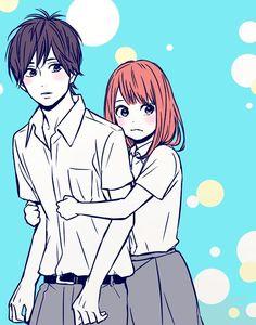 Orange - Kakeru and Naho