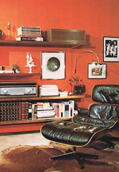 1971- minus the orange wall