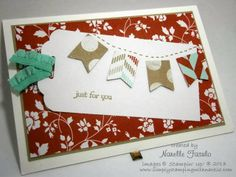 Simply Stamping with Narelle: Cute Note Cards