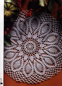 Decorative Crochet Magazines 47 - Gitte Andersen - Picasa Albums Web
