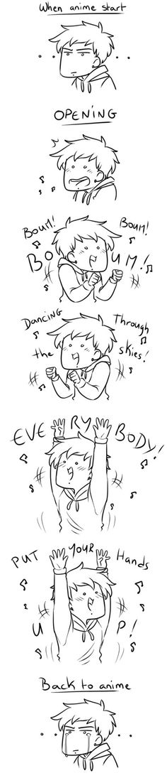 The Death Parade intro song is so catchy xD (Art/Mini Comic by Kyoichii)
