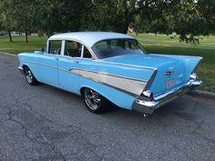 Chevrolet: Bel Air/150/210 Resto Mod 1957 chevy bel air resto mod